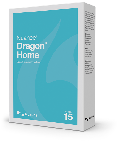 Nuance Dragon Home