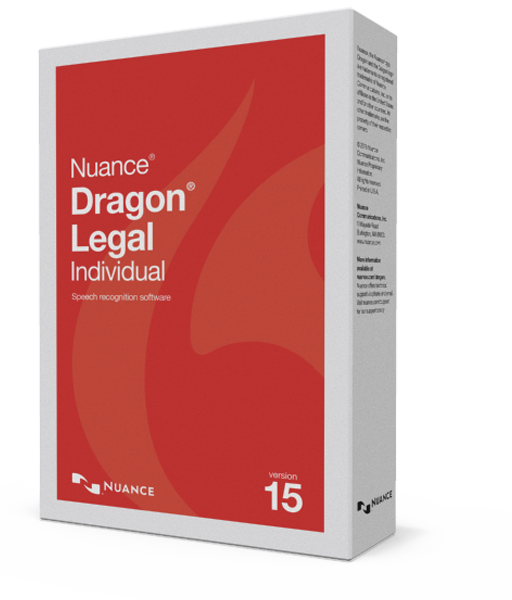 Nuance Dragon Legal Individual